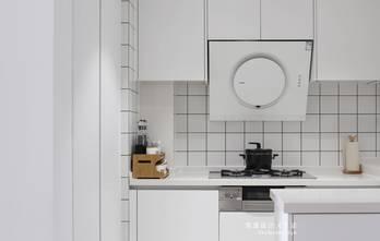 20万以上100平米三室三厅日式风格厨房装修图片大全