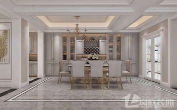 20万以上140平米别墅法式风格餐厅装修图片大全
