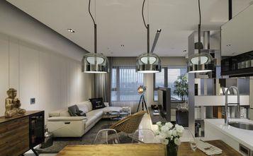 5-10万一居室现代简约风格餐厅效果图