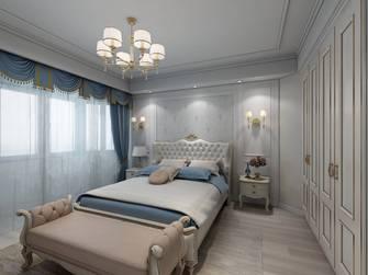 140平米三室两厅欧式风格卧室图