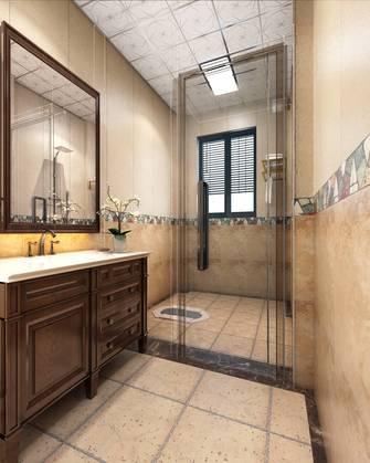 15-20万140平米四室两厅混搭风格卫生间欣赏图