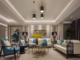 15-20万120平米三室两厅中式风格客厅图片