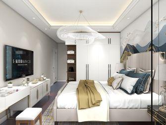 20万以上80平米新古典风格卧室设计图