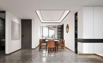 140平米复式轻奢风格餐厅装修图片大全