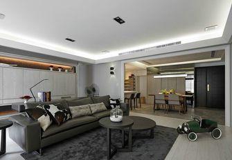 经济型120平米三室两厅工业风风格青少年房装修效果图