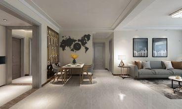 15-20万110平米三室两厅现代简约风格餐厅装修案例