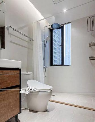 10-15万120平米三室两厅日式风格卫生间装修案例