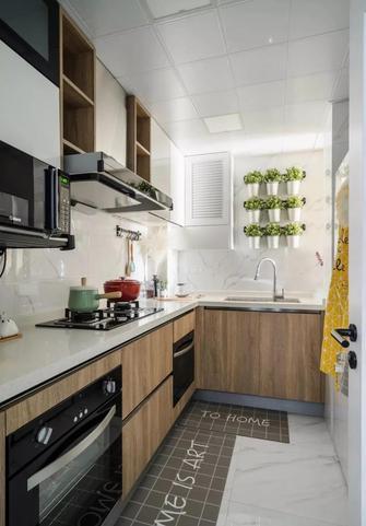 5-10万80平米现代简约风格厨房图片