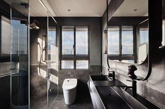 豪华型140平米四室两厅工业风风格卫生间装修案例