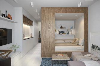 5-10万40平米小户型北欧风格卧室效果图