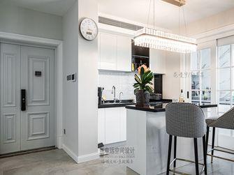 20万以上140平米复式现代简约风格厨房装修案例