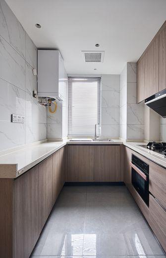 120平米三现代简约风格厨房装修案例