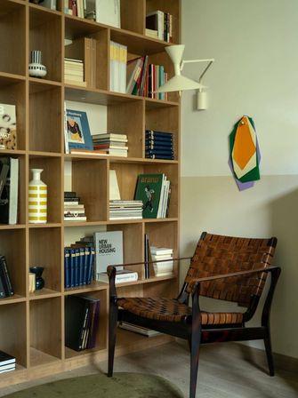 10-15万120平米三室一厅欧式风格书房装修效果图
