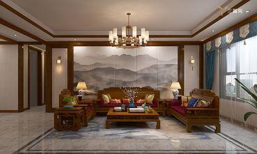 10-15万140平米四室两厅中式风格客厅装修图片大全