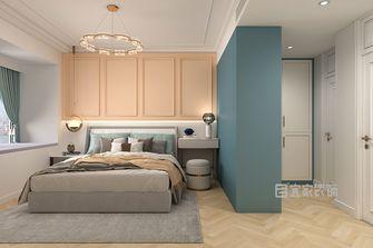 10-15万110平米四法式风格卧室图
