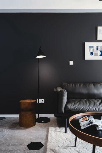 豪华型110平米四室四厅现代简约风格客厅效果图