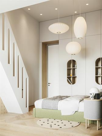 豪华型90平米混搭风格青少年房图
