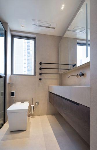 豪华型120平米三室两厅北欧风格卫生间图片大全