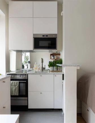 经济型70平米公寓混搭风格厨房图片大全
