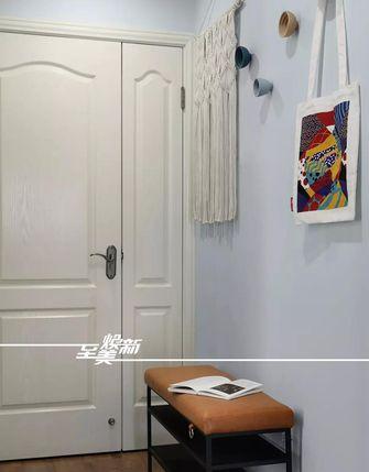 富裕型140平米四室两厅北欧风格玄关欣赏图