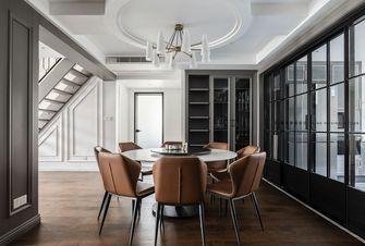 豪华型140平米别墅美式风格餐厅效果图