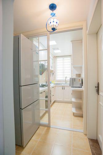 5-10万50平米小户型田园风格厨房装修案例