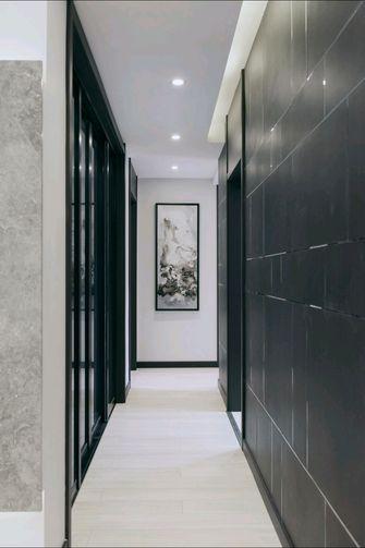 豪华型140平米三室两厅现代简约风格走廊欣赏图
