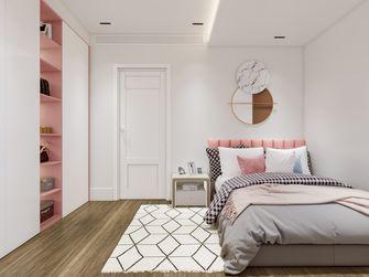 20万以上140平米复式美式风格青少年房装修图片大全