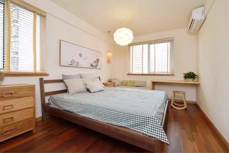 80平米日式风格卧室效果图