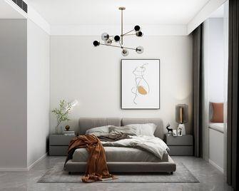 豪华型120平米三室两厅公装风格卧室欣赏图
