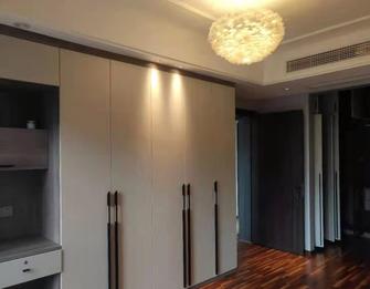 富裕型140平米四室四厅现代简约风格卧室装修案例