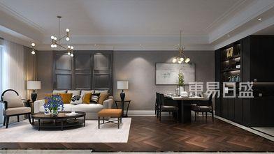 豪华型130平米三新古典风格客厅图