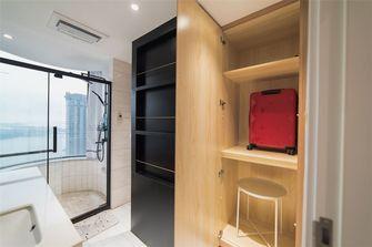 富裕型110平米现代简约风格卫生间图