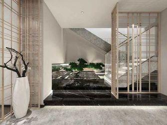 20万以上140平米别墅混搭风格楼梯间装修图片大全