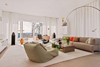3万以下140平米别墅现代简约风格其他区域装修案例