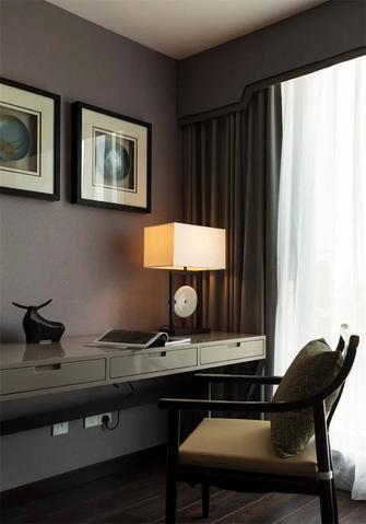 10-15万130平米三室两厅新古典风格书房图片
