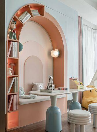 豪华型130平米三室两厅中式风格青少年房装修效果图