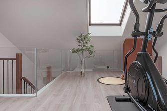 豪华型140平米三中式风格阁楼装修效果图