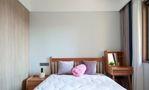 5-10万140平米三室两厅日式风格卧室图片大全