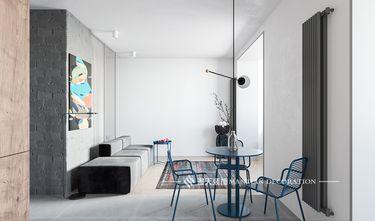 10-15万40平米小户型工业风风格客厅装修效果图