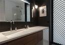 15-20万50平米公寓现代简约风格卫生间装修案例