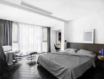 10-15万140平米复式美式风格卧室效果图
