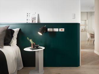 豪华型110平米三室两厅法式风格卧室欣赏图