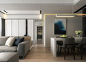 5-10万70平米现代简约风格走廊装修效果图