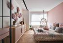 富裕型90平米北欧风格卧室图片