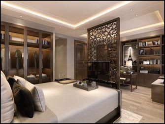 130平米三港式风格卧室效果图