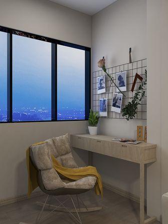 30平米小户型现代简约风格阳台效果图