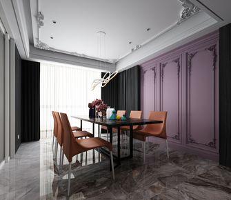 10-15万120平米三室两厅现代简约风格餐厅图片大全