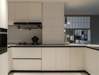 20万以上140平米四室两厅混搭风格厨房图