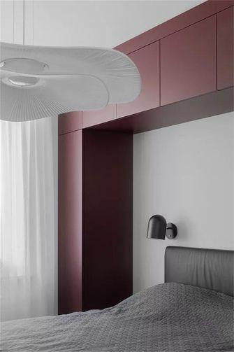 经济型90平米现代简约风格卧室装修图片大全